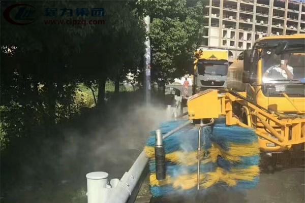 (9方)高速护栏清洗车