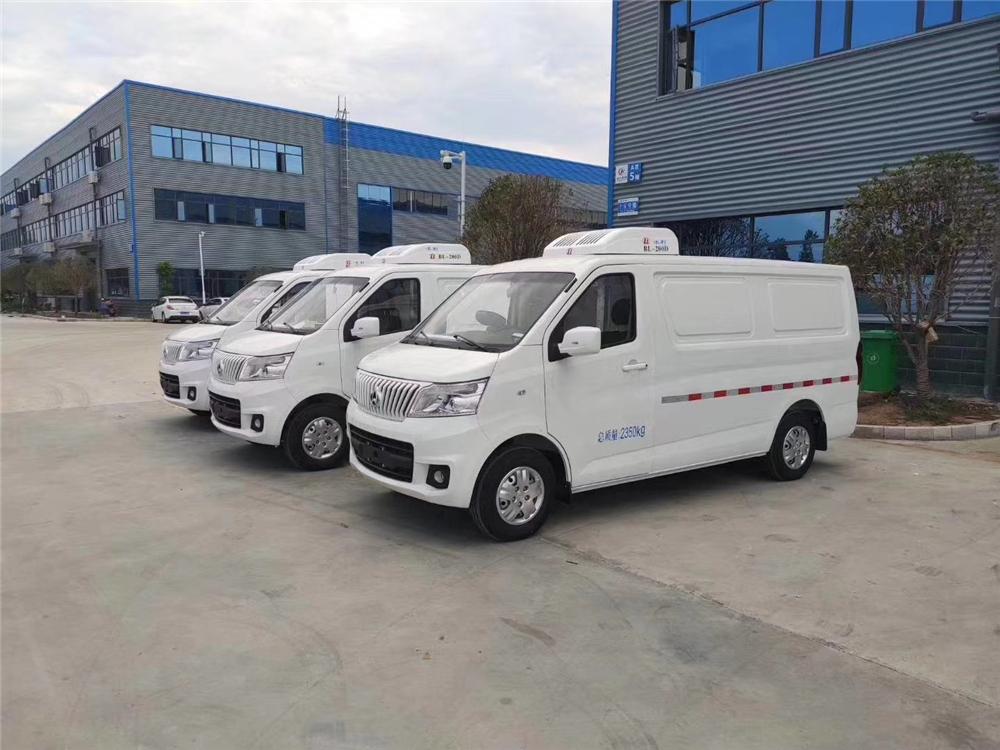 国六·长安睿行M80 面包冷藏车