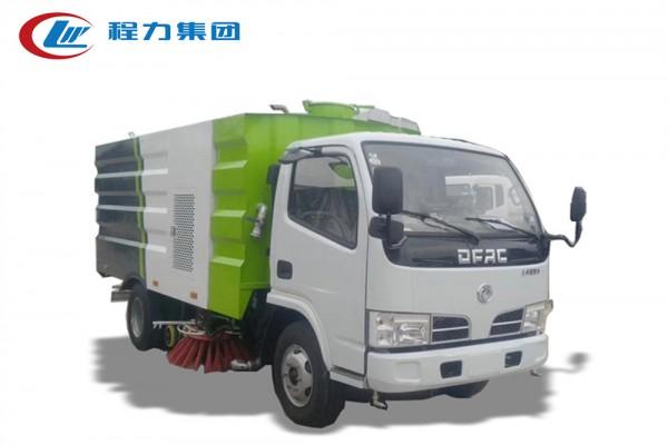 不上牌【3方水 2.5方尘】东风D6 洗扫车